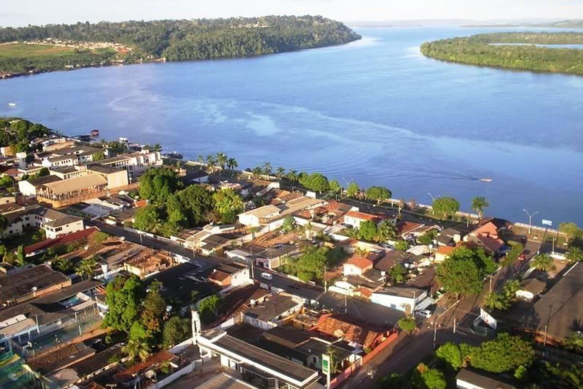 Cidade de Altamira a beira do colapso